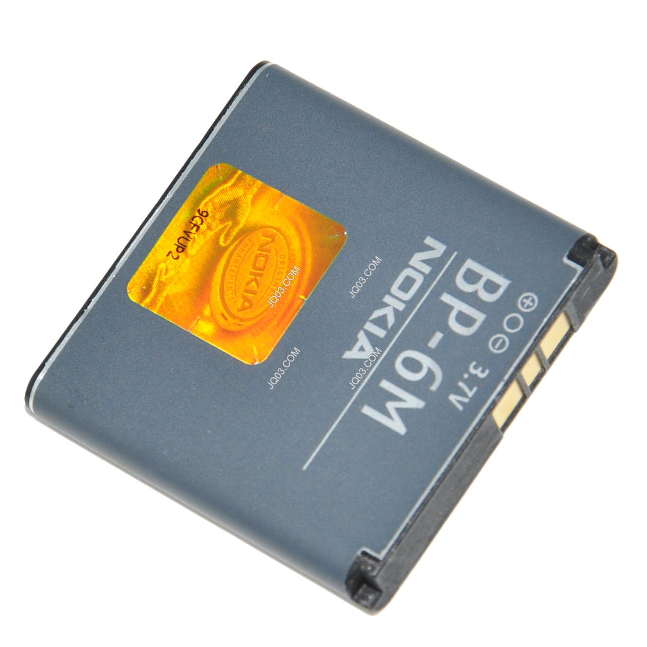 Baterie pro mobilní telefony BP-6M 1070mAh Li-Pol Nokia
