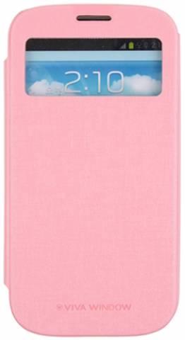 Pouzdro na Samsung Galaxy S6 (G920) Mercury Viva růžové