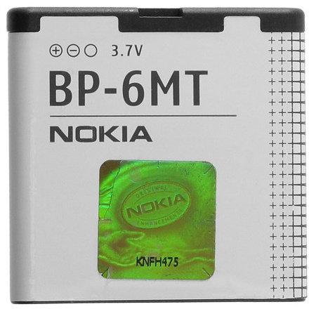 Baterie pro mobilní telefony BP-6MT 1050mAh Li-Ion Nokia