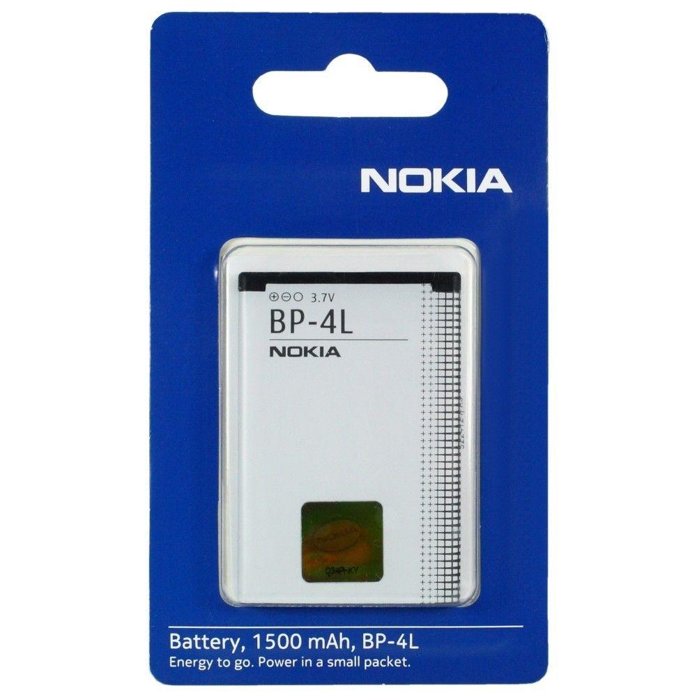 Baterie pro mobilní telefony BP-4L 1500mAh Li-Ion (Bulk)
