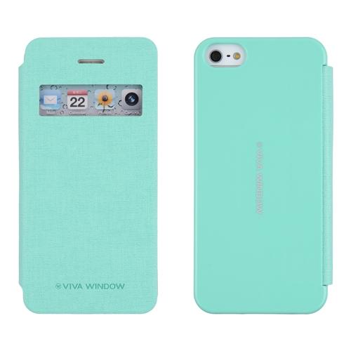Pouzdro na mobil iPhone 5S Mercury Viva zelené