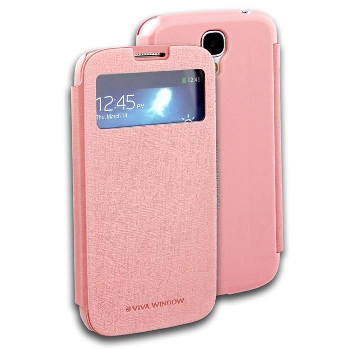 Pouzdro na Samsung Galaxy Note4 Mercury Viva růžové