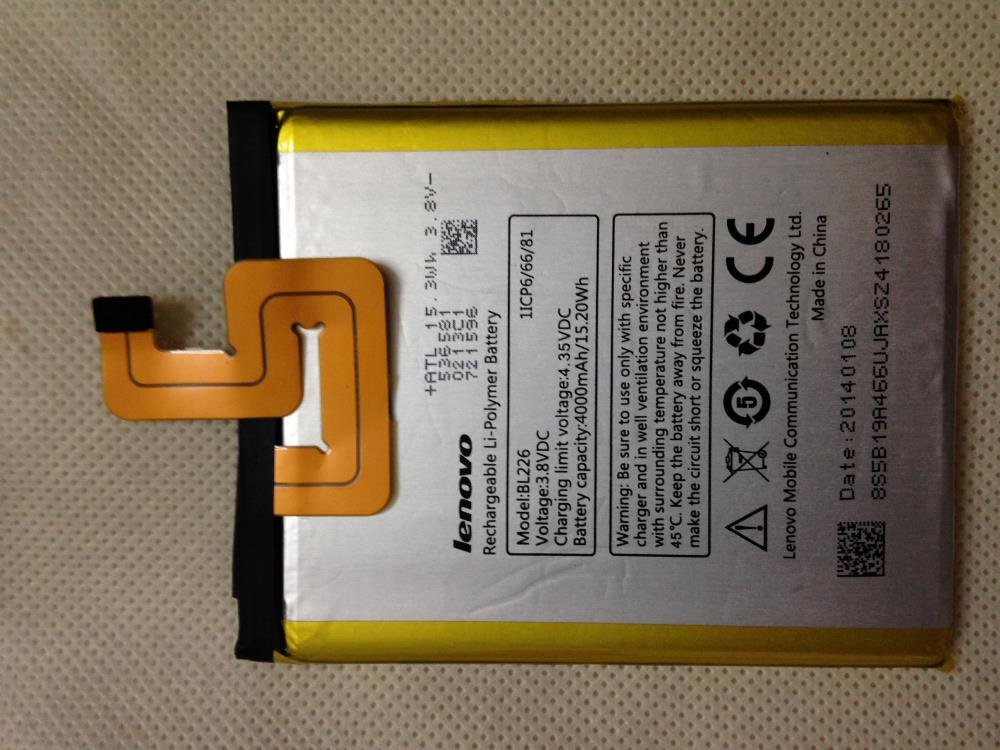 Baterie pro mobilní telefony BL226 4000mAh Li-Pol Lenovo