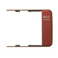 Kryt antény a kamery na mobil Sony Ericsson C902 Red