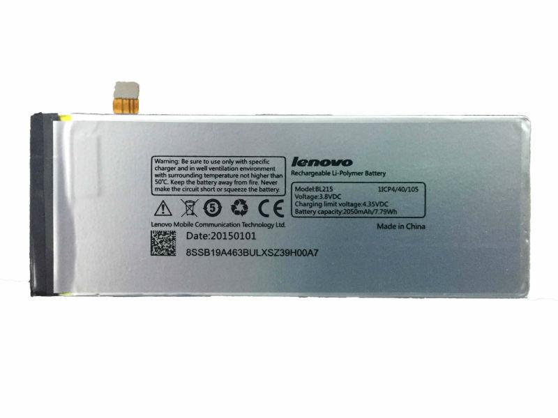Baterie pro mobilní telefony BL215 2050mAh Li-Ion Lenovo
