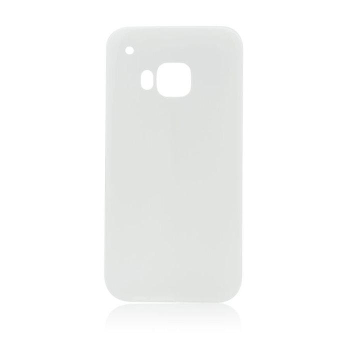 Silikonové pouzdro na HTC ONE M9 Mercury Jelly bílé
