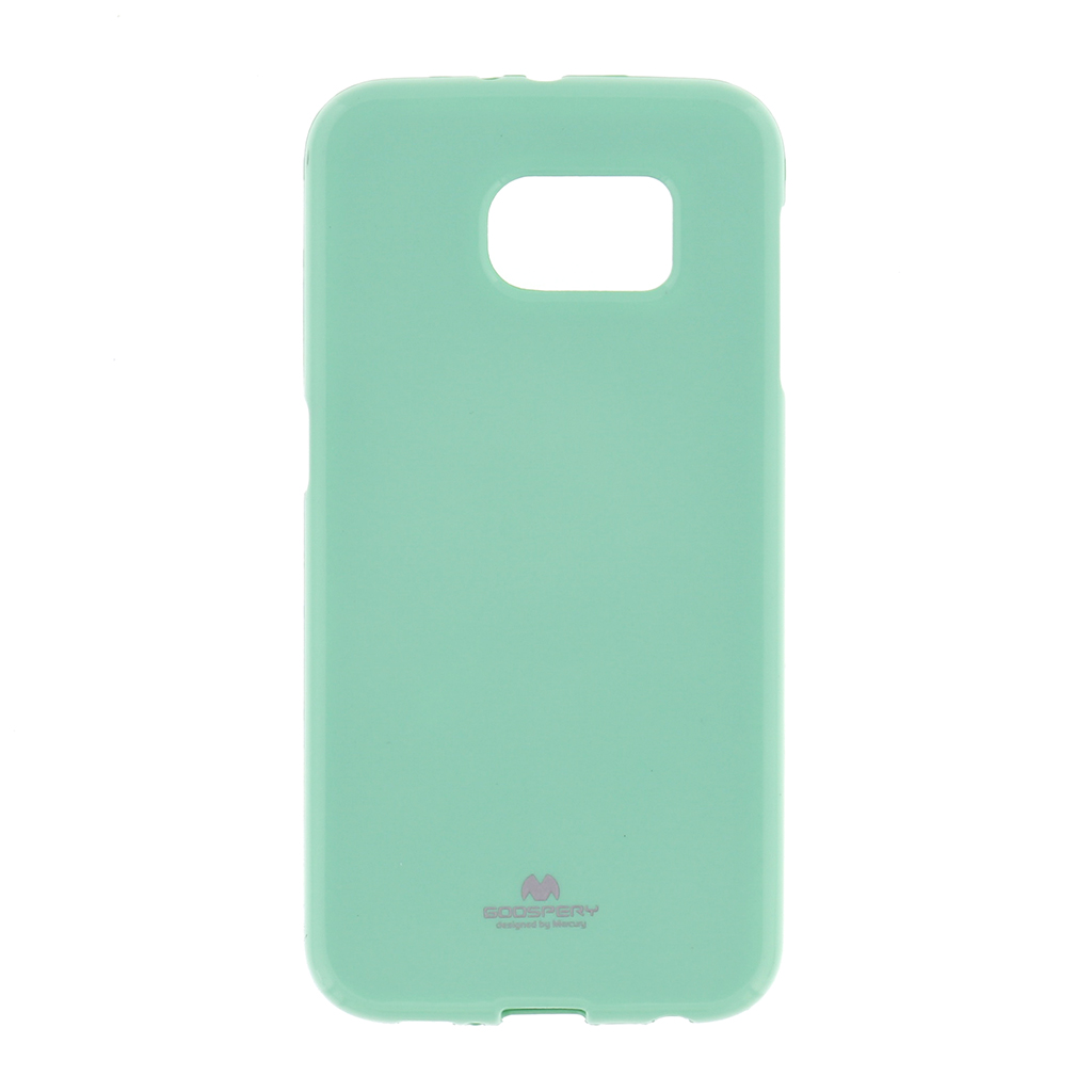 Silikonové pouzdro na LG L Fino Mercury Jelly zelené