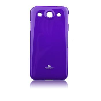 Silikonové pouzdro na LG L Fino Mercury Jelly fialové