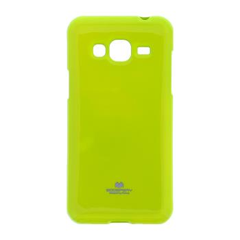 Mercury Jelly Case pro Samsung N910 Galaxy Note4 Lime