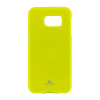 Pouzdro na Samsung Galaxy A7 (A700) Mercury Jelly Limetka