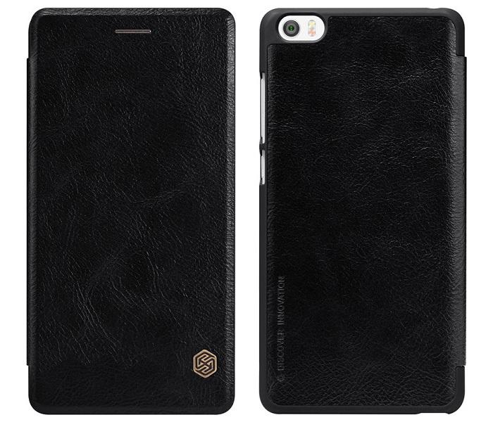 "Pouzdro Nillkin Qin Book na iPhone 6 4,7"" černé"