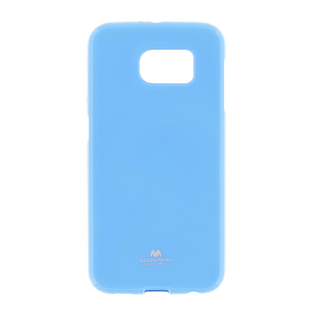 Pouzdro na Samsung Galaxy Alpha Mercury Jelly modré