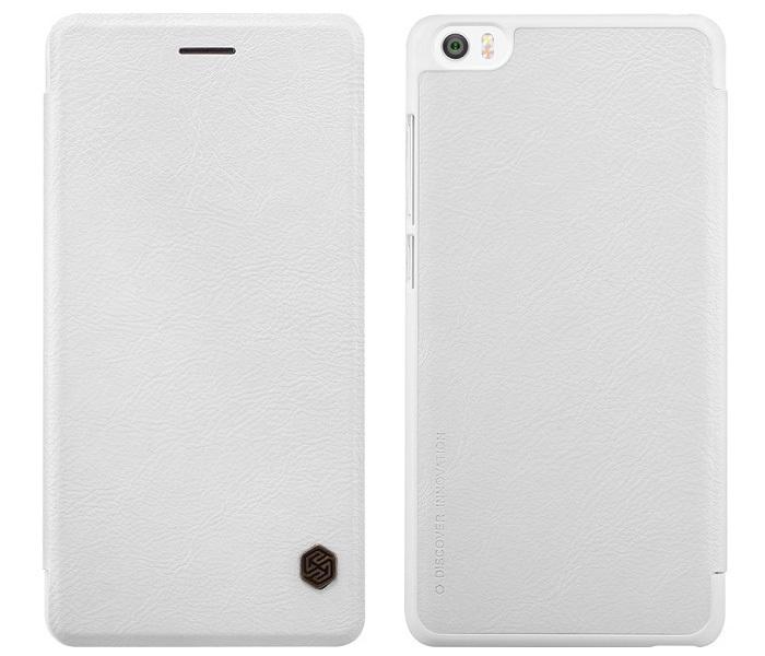 "Pouzdro Nillkin Qin Book na iPhone 6 4,7"" bílé"