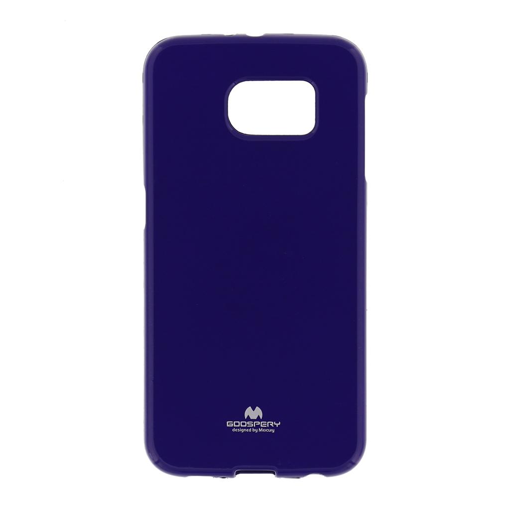 Pouzdro na Samsung Galaxy Alpha Mercury Jelly fialové