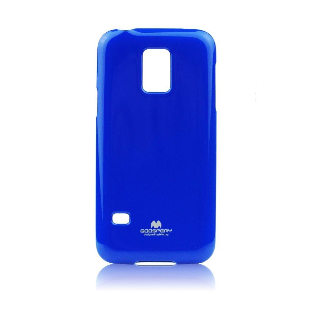 Pouzdro na Samsung Galaxy S5mini Mercury Jelly modré