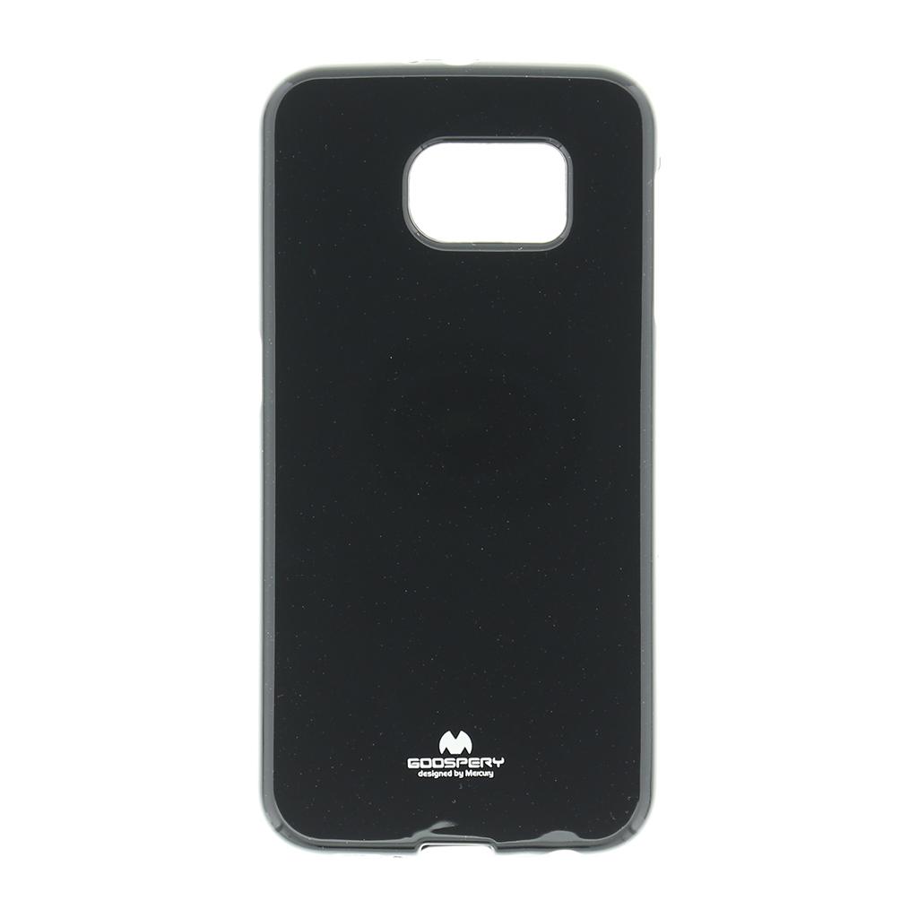 Silikonové pouzdro na iPhone 5S Mercury Jelly černé