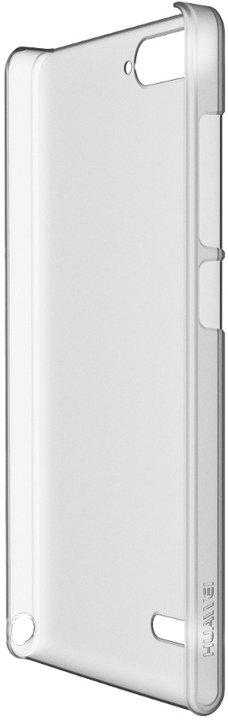 Pouzdro Huawei original Protective 0,8 mm na Ascend G6 3G bílé