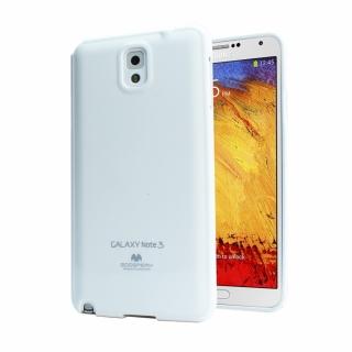 Pouzdro na Samsung Galaxy S6 (G920) Mercury Jelly bílé