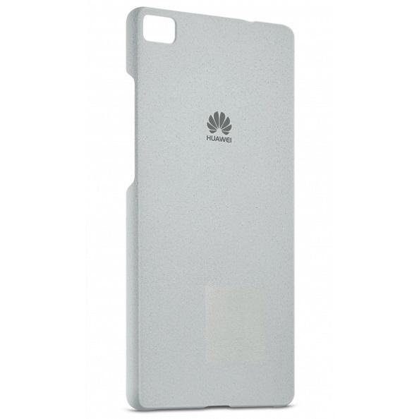 Pouzdro na Huawei Original Protective 0.8mm na P8 Lite šedé