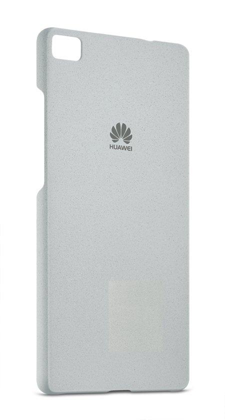 Pouzdro na Huawei Original Protective 0.8mm na P8 šedé