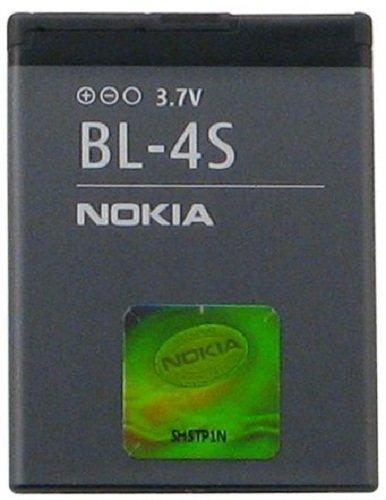 Baterie pro mobilní telefony BL-4S 860mAh Li-Ion Nokia