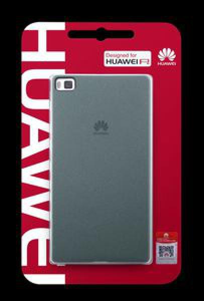 Pouzdro na Huawei Original Protective 0.8mm na P8 černé