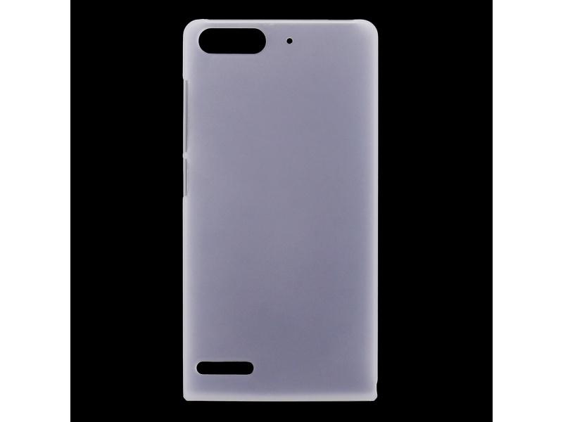 Pouzdro Huawei Original Protective 0.8mm na G6 LTE bílé