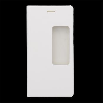 Originální pouzdro Huawei S-View na P7 bílé