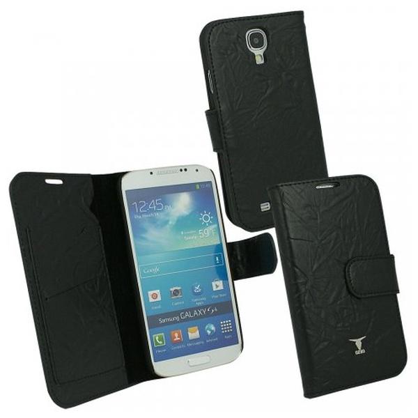 Pouzdro flip na Samsung Galaxy S4 OZBO Piega Diary černé