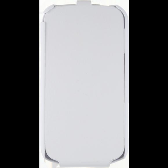 Anymode Flip Pouzdro pro Samsung S7560/S7580 Galaxy Trend White (EU Blister)