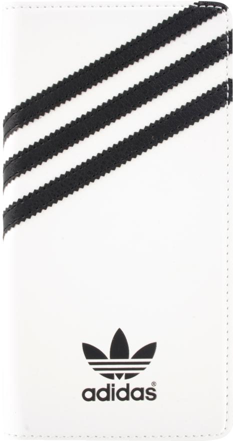 Pouzdro flip na Sony Xperia Z3+ E6553 Adidas Book bílé