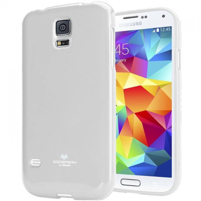Pouzdro na Samsung Galaxy J100 Mercury Jelly bílé