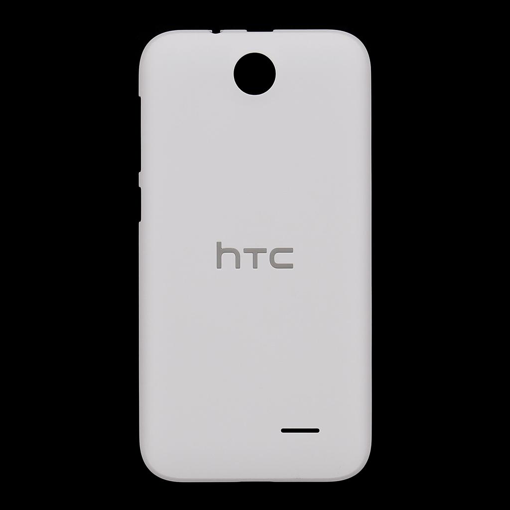 Zadní kryt baterie na HTC Desire 310 bílý