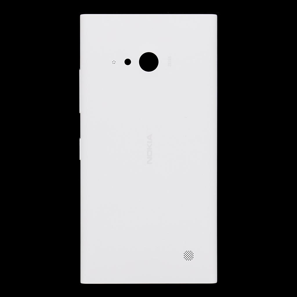 Zadní kryt baterie na Nokia Lumia 730 bílý