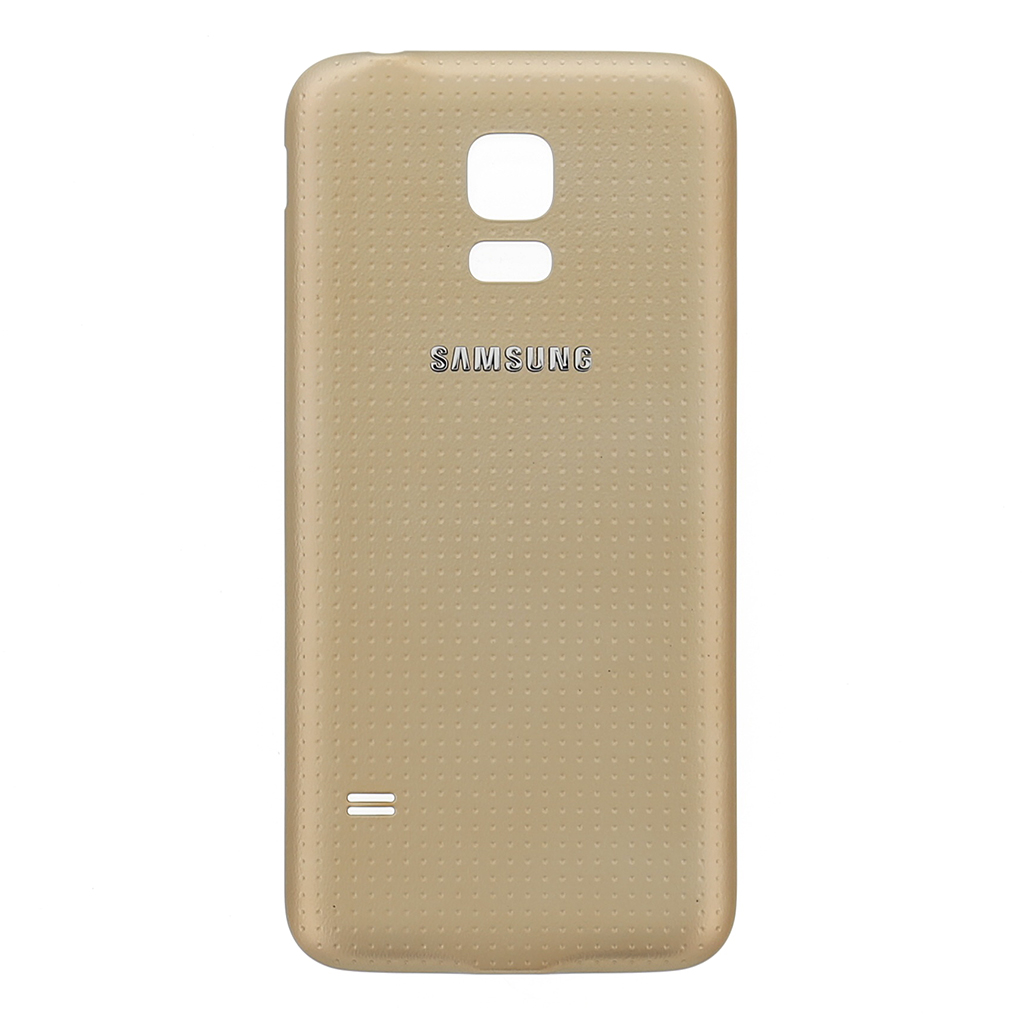 Zadní kryt baterie na Samsung Galaxy S5mini (G800) zlaté