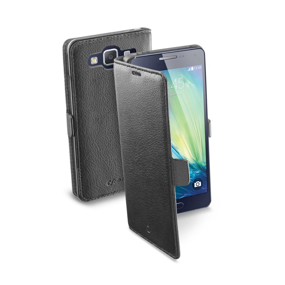Pouzdro flip Samsung Galaxy A5 CellularLine Book Essential černé