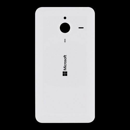 Zadní kryt baterie na Microsoft Lumia 640 XL white