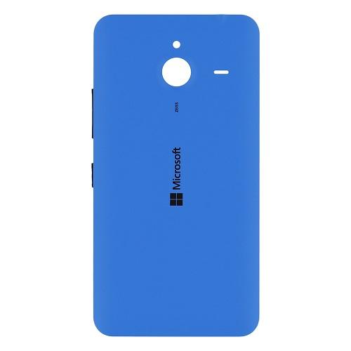 Zadní kryt baterie na Microsoft Lumia 640 XL cyan