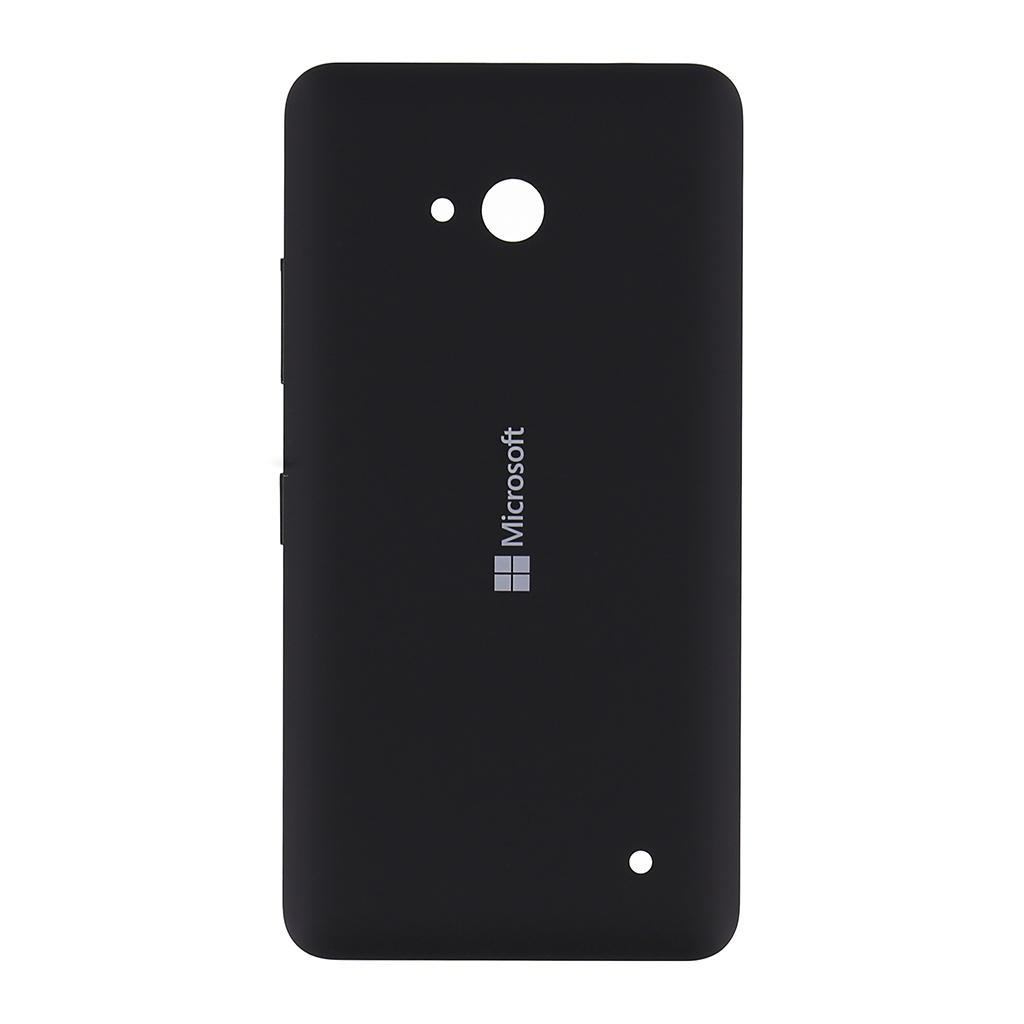 Zadní kryt baterie na Microsoft Lumia 640 černý