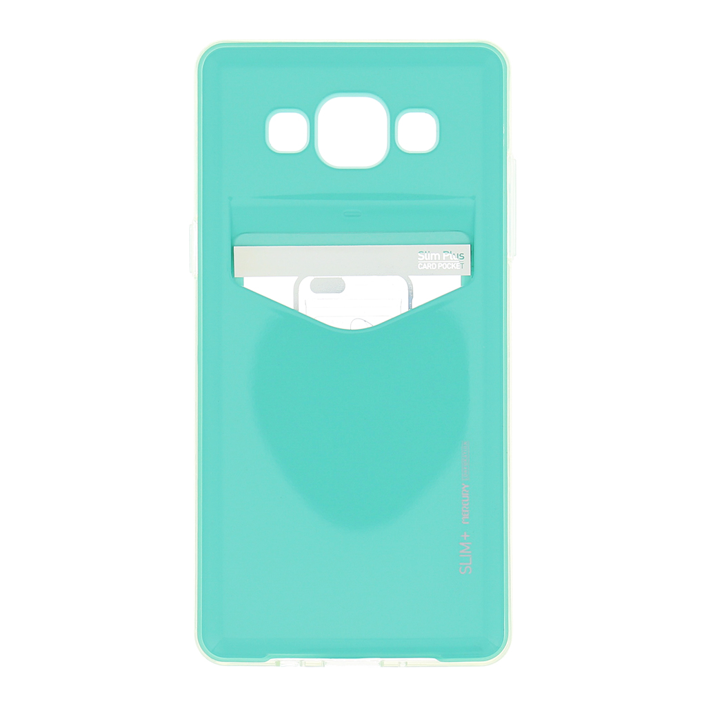 Zadní kryt na Samsung Galaxy A5 Mercury Slim Plus modré