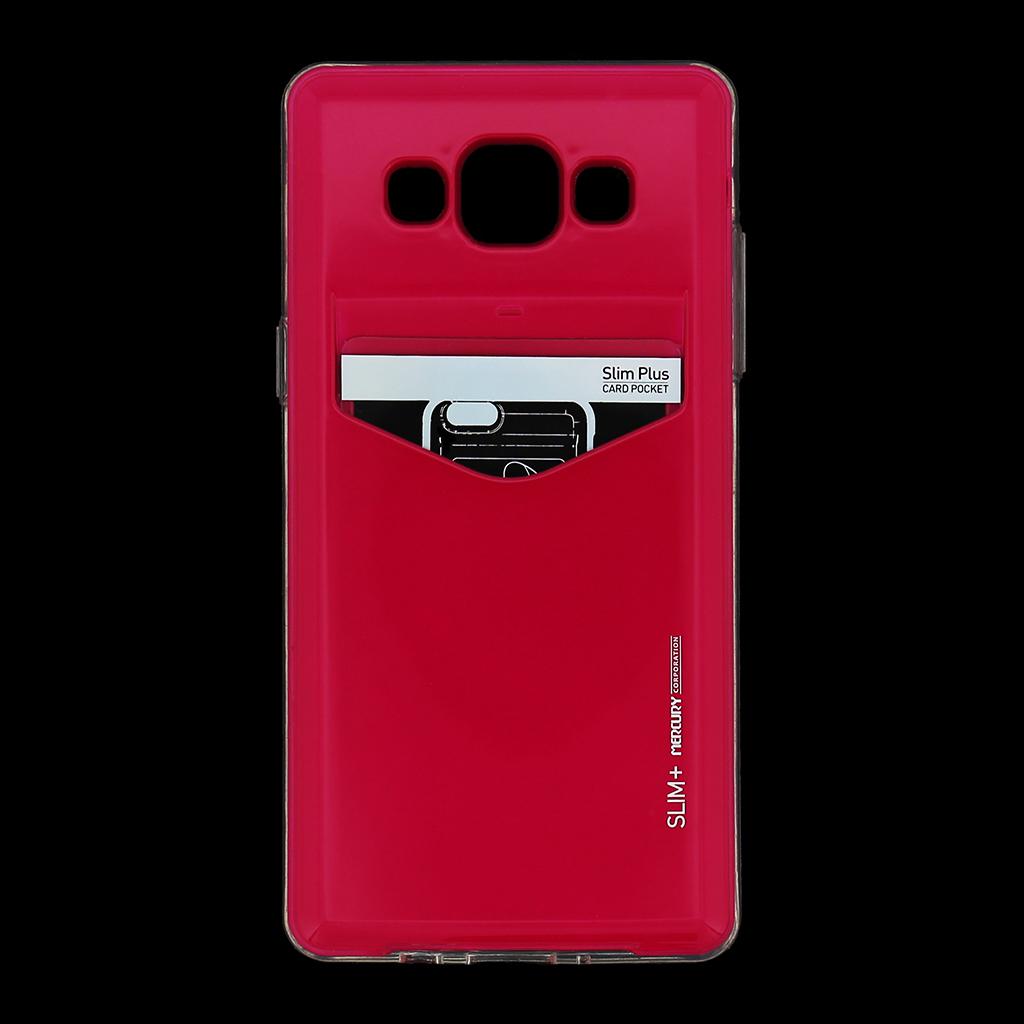 Zadní kryt na Samsung Galaxy A5 Mercury Slim Plus růžové