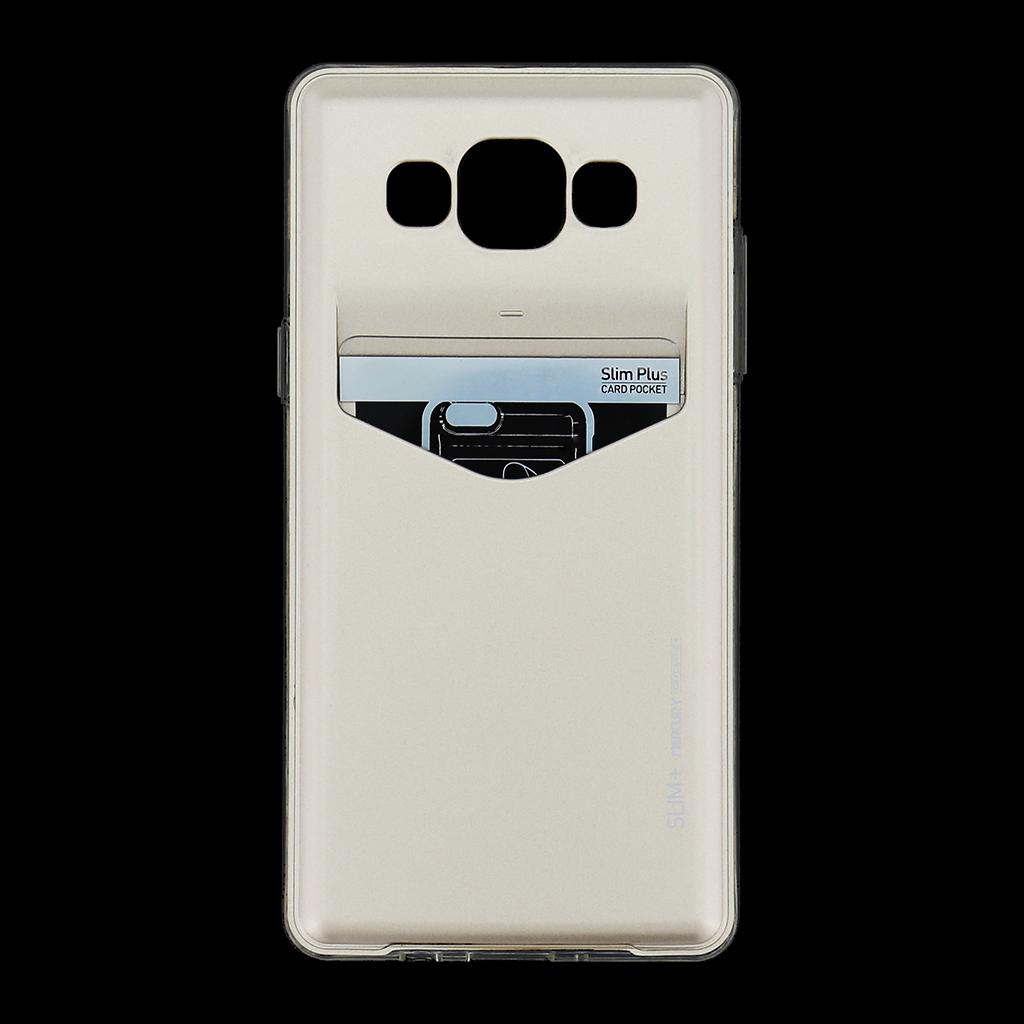 Zadní kryt na Samsung Galaxy A5 Mercury Slim Plus zlaté