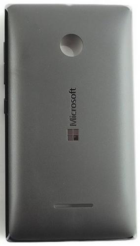 Zadní kryt baterie na Microsoft Lumia 532 černý