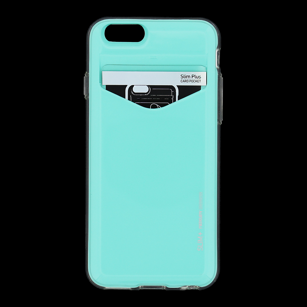 Zadní kryt na iPhone 6, 4.7 Mercury Slim Plus modré