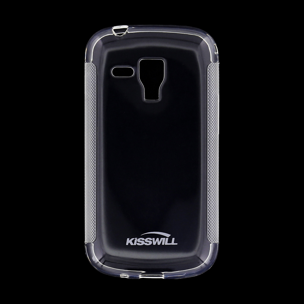 Silikonové pouzdro Kisswill pro Nokia 225 čiré