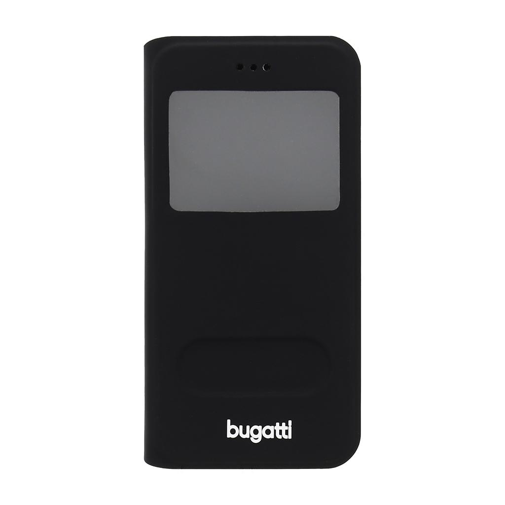 """Pouzdro na iPhone 6, 4.7"""" S-View Bugatti Lausanne černé"""