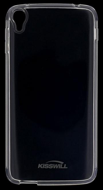 Pouzdro Kisswill silikonové pro Alcatel 6045 Idol 3 (5.5) čiré