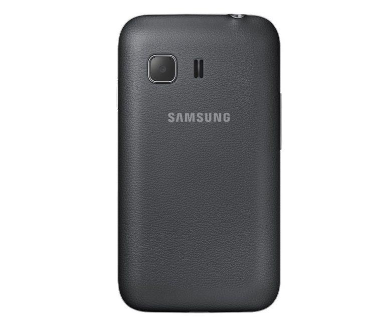 Zadní kryt baterie na Samsung Galaxy Young 2 G130 černý