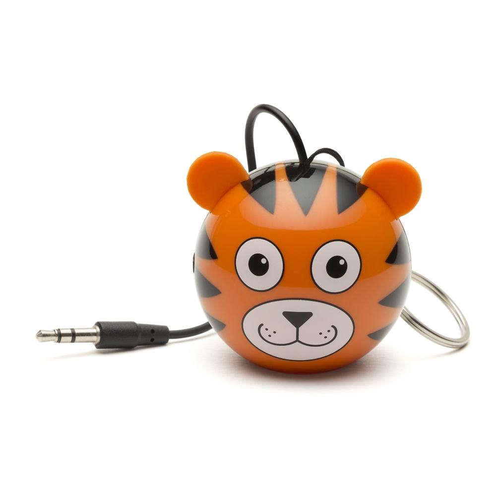 Reproduktor KITSOUND Mini Buddy Tiger 3,5 mm jack