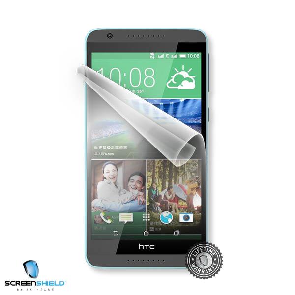 Ochranná fólie Screenshield na HTC Desire 820